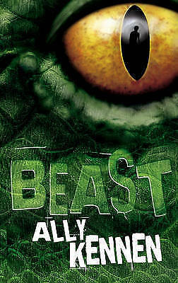 Beast by Ally Kennen, Paperback, New Book