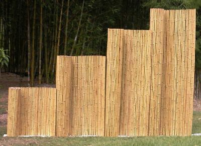 2/3/4/5/6 FT Strong Heavy Duty Professional Bamboo Plant Support Garden Canes