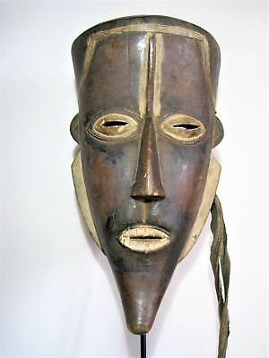 Fine Tribal Gallery - 1230 African Tribal Collection -  BETE FACE MASK,