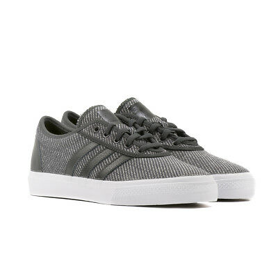 ADIDAS SKATEBOARDING ADIEASE BLACK GREY US 115 UK 11 EUR 46 BOOST SB F37838