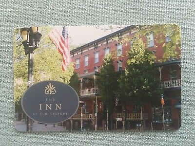 $250 Value FOR ONLY $199 The Inn at Jim Thorpe Pennsylvania Gift Card Hotel B&B