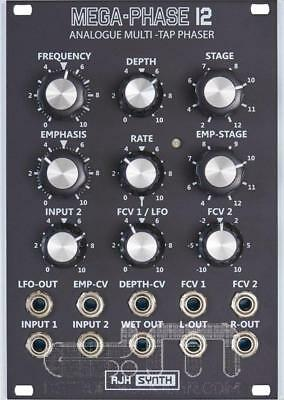 AJH Synth Mega Phase 12 : Eurorack Module : NEW : [DETROIT MODULAR]