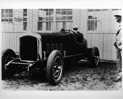 1928 Packard Speedster Racer ORIGINAL Photo Negative Lindbergh nad0254