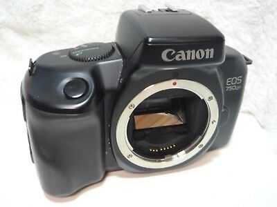 fully working tested with film quartz date  Canon EOS 750QD 35mm Film Camera