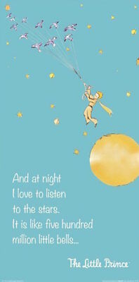 THE LITTLE PRINCE - SLIM POSTER 12x24 - 52675