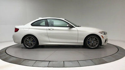 BMW 2 Series M240i M240i 2 Series Low Miles 2 dr Coupe Automatic Gasoline 3.0L STRAIGHT 6 Cyl Alpin