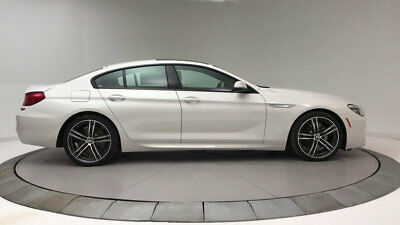BMW 6 Series 640i Gran Coupe 640i Gran Coupe 6 Series New 4 dr Automatic Gasoline 3.0L STRAIGHT 6 Cyl Alpine