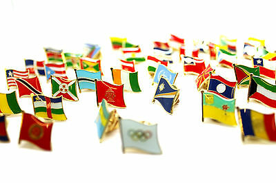 World National Country Flag High Quality Metal Enamel Pin Badge Lapel Brooch UK