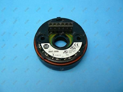 Allen Bradley 855T-BSB 70MM Stack Light Base PG16 Black