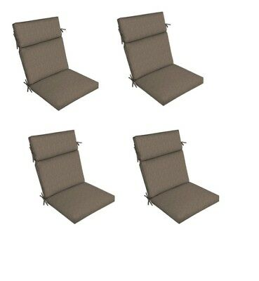 Arden Outdoors Dining Chair Cushion Brown Woven 52 40 Picclick