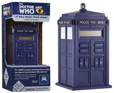 Doctor Who Tardis 20 Q  - BRAND NEW