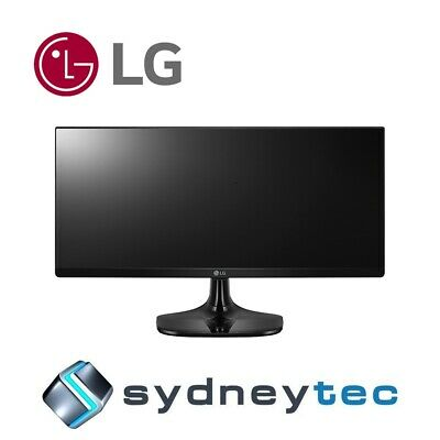 "New LG 25"" UltraWide Full HD IPS LED Monitor 25UM58-P"