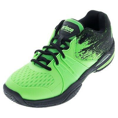 Prince Mens Warrior Lite Athletic Tennis Shoes green 8 D(M) US New