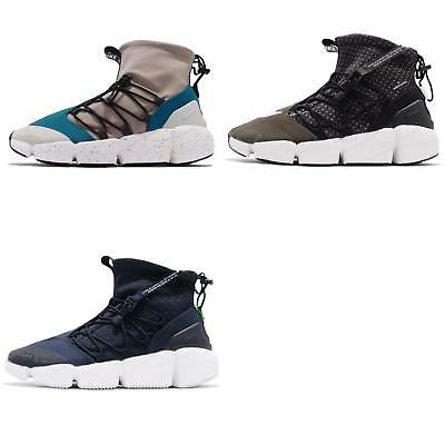 a0a35a725c4 Nike Air Footscape Mid Utility NSW Men Shoes Sneakers Sneakerboots Pick 1