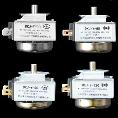 DKJ-Y30/60/90/120 Minutes Timer Switch For Electronic Microwave Oven Cooker K6