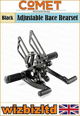 Comet Black RaceRearset Triumph T595 / T509 / 955i / Speed Triple <2010 RSTR01BK