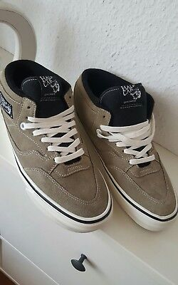 Vans Off The Wall sample Scarpe Donna Uomo Half Cab 33 DX Classic OG Rust 42