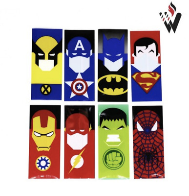 50PZ SUPERHERO 18650 BATTERY WRAP  Pellicola termo stringente x Batteria 18650
