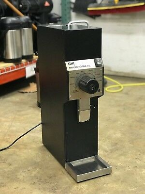 Mahlkonig GH1 Coffee Grinder ~black~
