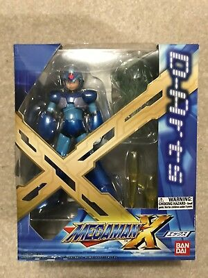 Bandai Tamashii Nations D-Arts Megaman X Action Figure - New MISB