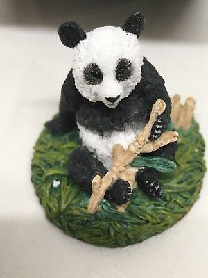 Rare 1992 Country Artists Limited Companion Panda