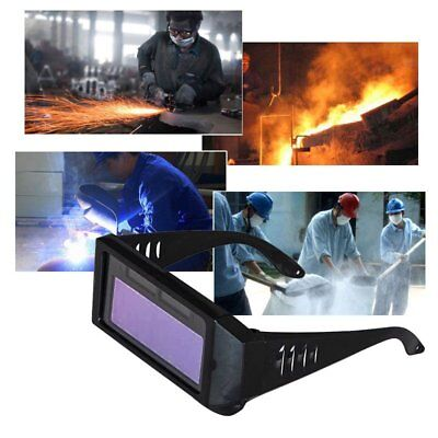 Solar Auto Solar Darkening LCD Welding Glasses Mask Welder Helmet Eyes