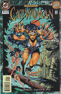 Catwoman Annual #1 (1994, DC)