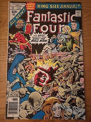 Fantastic Four King Size Annual #13