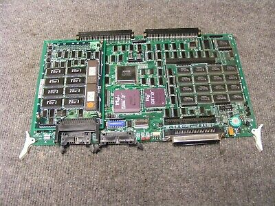 Nachi PC Control Board Cat. No. UM870C with Daughter Board UM871A
