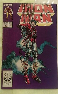 Iron Man.  232  Middle Grade