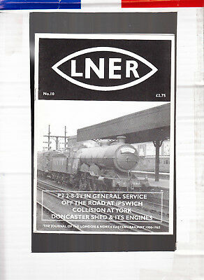 LNER no 10   Class P2s,    Ipswich,    Poppleton,    Doncaster shed