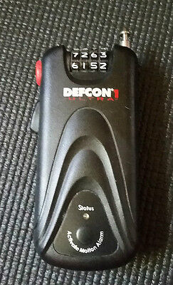 Targus Defcon Ultra Laptop anti-theft lock PA400 v4.0