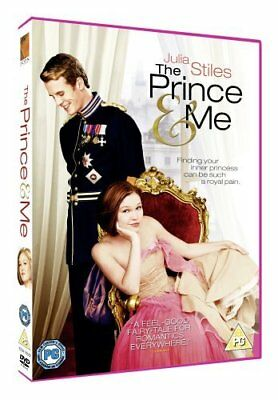 The Prince And Me [DVD][Region 2]