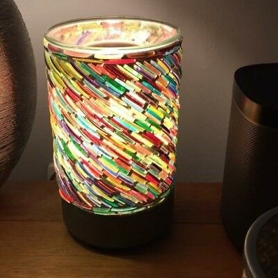 Scentsy Colours Of The Rainbow Lampshade Warmer Bnib 46 00