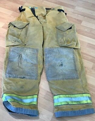 GLOBE GX-7 Firefighter Turnout PANTS size 36 x 32