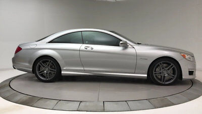 Mercedes-Benz CL-Class 2dr Coupe CL63 AMG RWD 2dr Coupe CL63 AMG RWD CL-Class Low Miles Gasoline 5.5L 8 Cyl