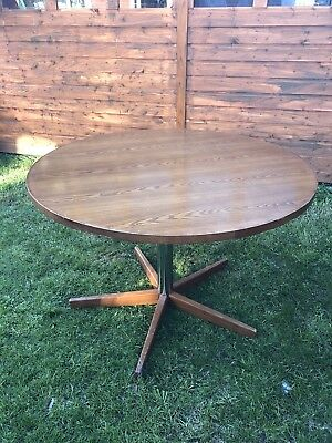 Antique Round Table