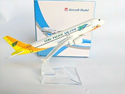 ✈️ 14cm 1:400 CEBU PACIFIC Airplane Aeroplane Diecast Metal Plane Toy Model