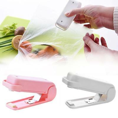 Portable Mini Heat Sealing Machine Impulse Sealer Seal Tool Packing Plastic Bag,