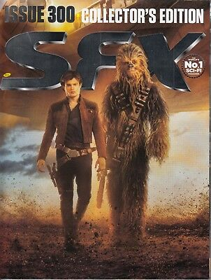 Sfx Magazine 300 Collectors Edition Jun 2018 Star Wars Cover - Subscribers Cover