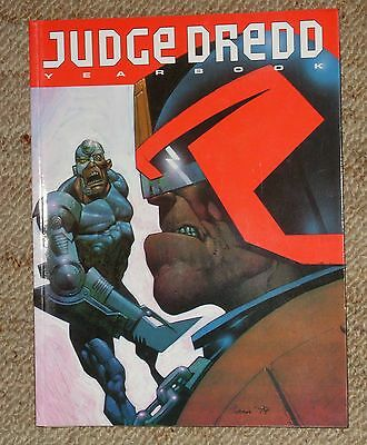 2000AD Judge Dredd Yearbook 1994?