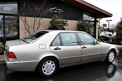 1993 Mercedes-Benz 500-Series  1993 Mercedes-Benz 500SEL Base 5.0 Liter V8