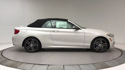 BMW 2 Series M240i M240i 2 Series New 2 dr Convertible Automatic Gasoline 3.0L STRAIGHT 6 Cyl Miner