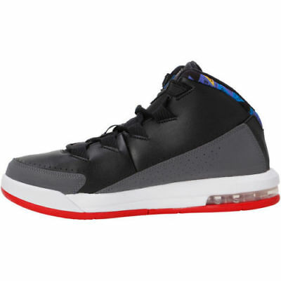 cc1c805a88 807717-035 MENS JORDAN Air Deluxe BLACK/SOAR-DARK GREY-WHITE ...