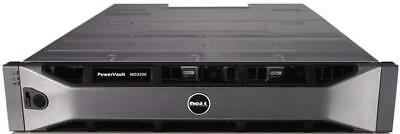 Dell PowerVault MD3200i 12x600GB15K 9.6Tb High IOP's SAN iSCSI TaxINV