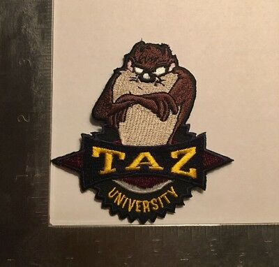 "Tasmanian devil Looney Tunes Taz Cartoon Warner Brothers WB Vintage 3.5"" X 3.5"""