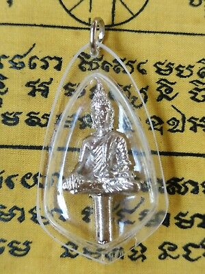 Pendant Phra Yod Thong Talisman Thai Amulet For  Protection Life From danger