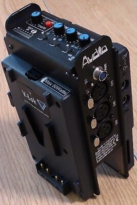 Audio Devices AD071 Audio Field Mixer & Audio Tails - Like Sound Devices!!!