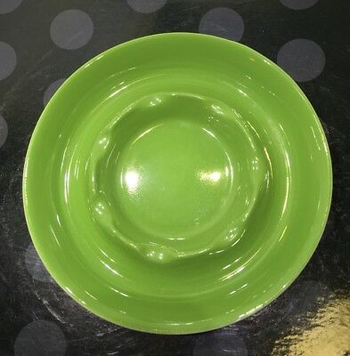 Shenango China USA Cigarettes Cigars ASHTRAY B-P31 Lime Green 1960-70's Era