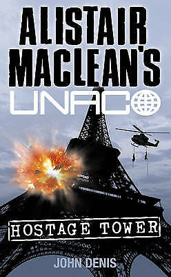 Hostage Tower Alistair MacLean's UNACO Paperback, New Book